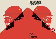 THEO BALLMER | editorial by PJ Offner, via Behance