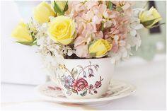 Decora tu boda con tazas