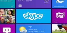 Skype User Interface for Mac and Windows 8 to Get new Design