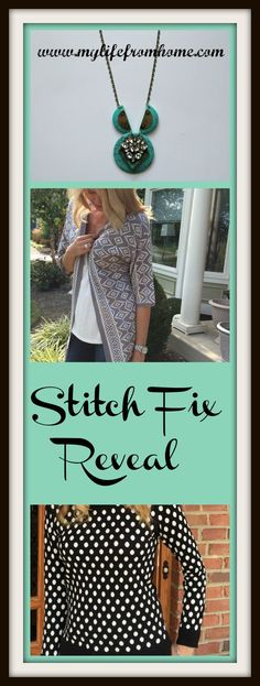 Stitch Fix Reveal August | www.mylifefromhome.com