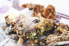 #MaistuvaMaailma: kolme oudointa syömääni ruokaa