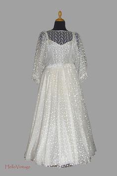 Wunderschönes 60erVintage Brautkleid