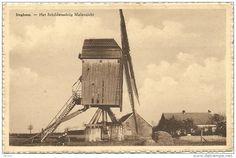 ITEGHEM / ITEGEM Het Schilderachtig Molenzicht (18/9/1948) - Heist-op-den-Berg