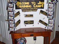Star Wars Jedi Training Camp
