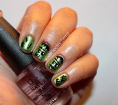 More Halloween Nails!