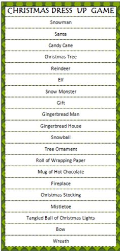 Christmas Dress Up Game (Free Printable) www.momsandmunchk… Christmas Dress Up Game (Free Printable) www. Christmas Party Activities, Holiday Games, Free Christmas Printables, Christmas Games, Christmas Crafts For Kids, All Things Christmas, Holiday Fun, Free Printables, Holiday Parties