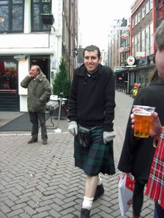 chilly in a kilt