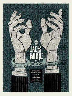 ACL Poster for Jack White