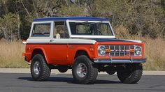 1971 Ford Bronco Stroppe Baja Edition 302 CI, Automatic presented as lot R245 at Kissimmee, FL 2016 - image12