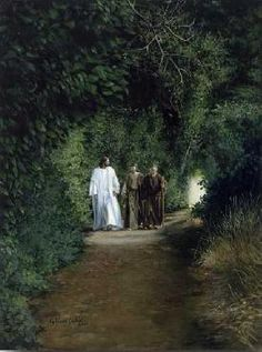 """The Road to Emmaus"" by Liz Lemon Swindle"