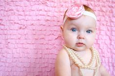 6 months baby girl pictures | Baby Girl Is 6 Months Old!