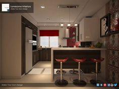 Lonesome Interiors' Design l Kitchen Designs