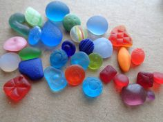 Beach Glasser pr