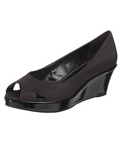 @Overstock - Platform sandals are ideal for warm weather wear  Women's footwear is available in black color option  Footwear features peep toe stylinghttp://www.overstock.com/Clothing-Shoes/Naturalizer-Walford-Womens-Wedge-Sandals/3055918/product.html?CID=214117 $49.99