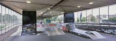 Skate Park, Indoor, Building, Interior, Skateboarding, Parks, Train, Google Search, Image
