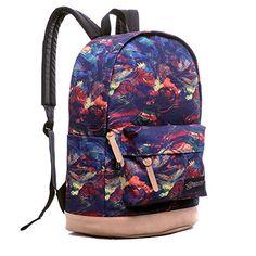 ENVOY Durable Backpack Travel Daypack Laptop Shoulder Bag Bookbag for School Medium Size Ballet -- Click image to review more details. Amazon Affiliate Program's Ads.