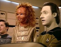 Sarjenka and Data