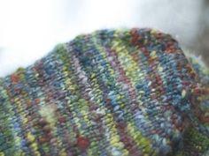 Yarn Harlot: Mine mine all mine Silk hankie mittens