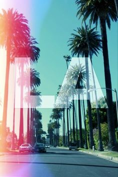 I love LA iPhone background