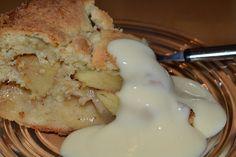 Ei makeaa mahan täydeltä...: Saksalainen omenakakku