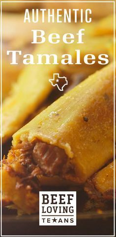 Beef Tamales Bring the family together for the holidays over this homemade beef tamale recipe.Bring the family together for the holidays over this homemade beef tamale recipe. Authentic Mexican Recipes, Mexican Food Recipes, Beef Recipes, Cooking Recipes, Ethnic Recipes, Mexican Desserts, Dinner Recipes, Cooking Tips, Dinner Ideas