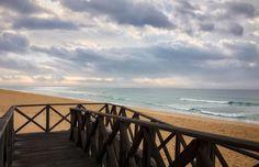 Praia no inverno no Algarve :) #iphonography #quintadolago