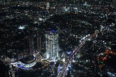 Roppongi, le luci di Tokyo