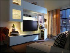 IKEA Oturma Odası: Oturma odanızda TV Keyfi!