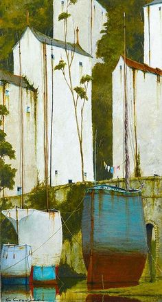 Artodyssey: Cyril Croucher