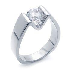 blissful engagement ring