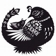 Image result for Bird Folk Art Designs
