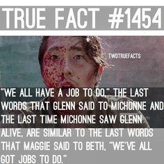 TWD True Fact about Glenn