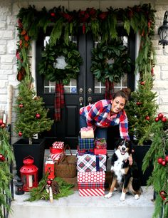 Hello friends. Thank you so much forvisiting thethird and final part of our Christmas home tour. If you are new to Craftberry Bush - welcome! I'm so happy that you are here. You can view parts 1 ...