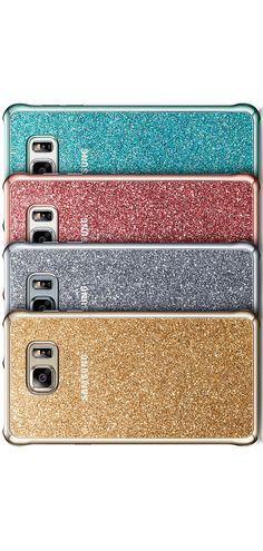 GLITTER COVER for the newly released Note 5 |  The grownup way of pulling off glitter with just the right amount of shimmer and shine | cynthia reccord
