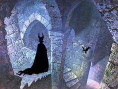 maleficent_and_crow_in_sleeping_beauty.jpg (1000×754)