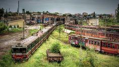 Abandoned Subway Depot, Cincinnati, Ohia
