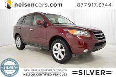 Cars for Sale: Used 2007 Hyundai Santa Fe in Limited, Broken Arrow OK: 74012…