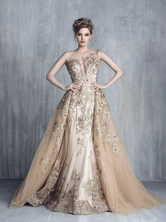 Tony Chaaya Haute Couture 2016 Collection