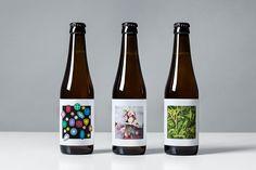 O/O Brewing identity -  Lundgren+Lindqvist