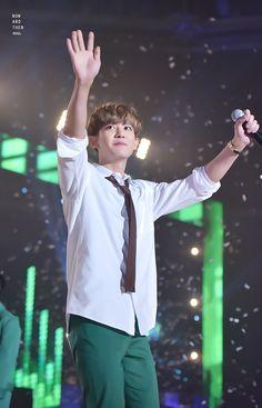 25th High1 Seoul Music Awards 160114 : Chanyeol (3/3)