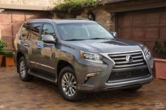 #LexusGX460Luxury having 301 HP Horsepower and 4.6L V8 Engine which makes it one of the most powerful SUV in its segment.