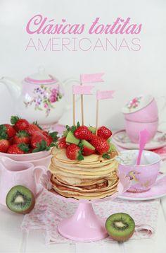 Clásicas Tortitas Americanas (Receta esponjosa y fácil de hacer) Organic Sugar, Natural Sugar, Starchy Foods, Best Oatmeal, Steak And Eggs, Protein Foods, Base Foods, Culinary Arts, Natural Flavors