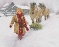 """""""Hay for My Friends"""" by Robert Duncan"""