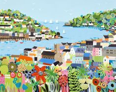 Dartmouth and Kingswear by Janet Bell