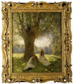 Sir George Clausen ~ The Spreading Tree