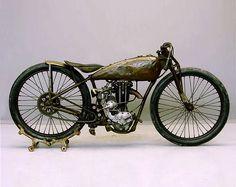 Harley Davidson peashooter