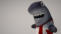 tiburon mascota