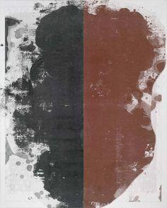 Christopher Wool, Sans titre, 2011, Encre pour sérigraphie sur toile de lin, 304,8 X 243,84 cm, Courtesy de l'artiste et de la galerie Luhring Augustine, New York