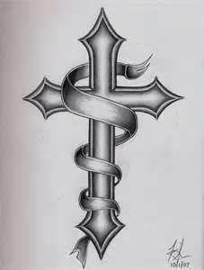 Cross Tattoo By DirtyD41 On DeviantART