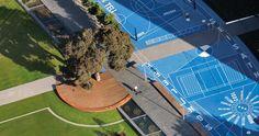 TCL_Monash-Uni-Caulfield-Campus-Green_-John-Gollings-00 «  Landscape Architecture Works | Landezine